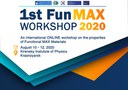 International workshop on functional MAX-materials. 1st FunMax