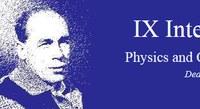 "IX Международная конференция им. В.В. Воеводского ""Physics and Chemistry of Elementary Chemical Processes"