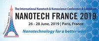 The 5th edition of Nanotech France 2019 International Conference and Exhibition
