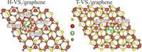 Композиционный материал из графена и дисульфида ванадия повысит емкость и скорость заряда литий-ионных батарей
