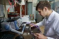 Красноярские ученые изготовили миниатюрные полосно-пропускающие фильтры для спутниковых антенн