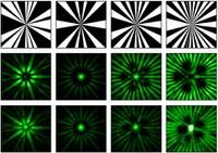 Красноярские физики научились контролировать дифракцию пучков закрученного света