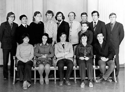Лаборатория когерентной оптики, 1976