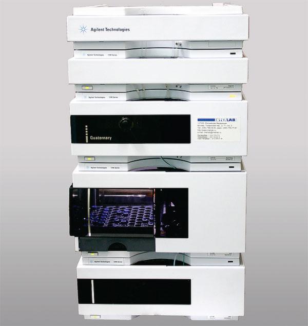 Жидкостной хроматограф Agilent Technologies Series 1200