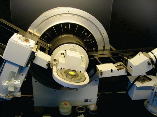 Порошковый дифрактометр D8 ADVANCE