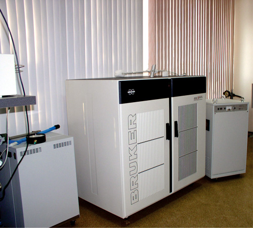 Спектрометр ЭПР EleXsys E 500 CW