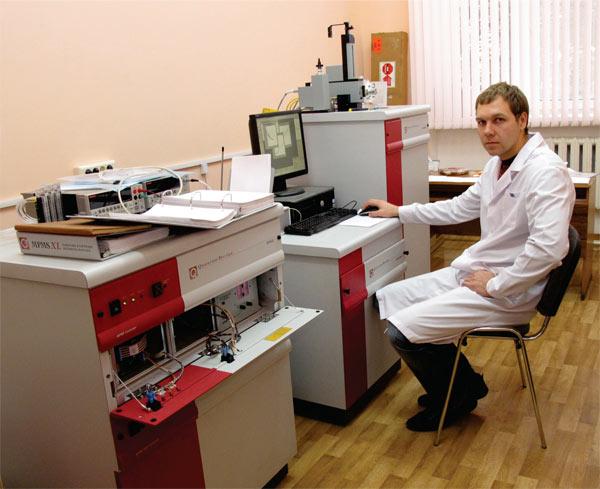Установка для исследования магнитных свойств  твердых тел и наноструктур  MPMS-XL