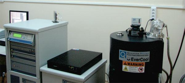 Установка для исследования физических свойств твердых тел и наноструктур PPMS-9