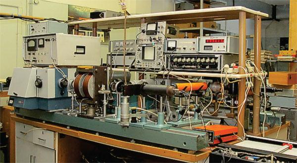Универсальный магнитооптический стенд СКФ-01