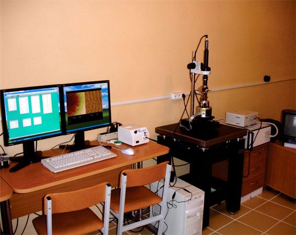 Зондовый микроскоп Veeco MultiMode NanoScope IIIa SPM System