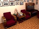 Кресла из кабинета Л.В.