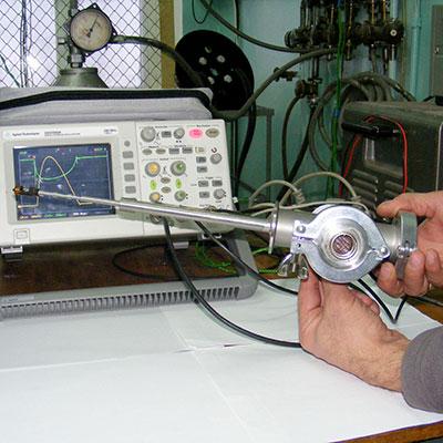 Вставка для измерения магнетосопротивления