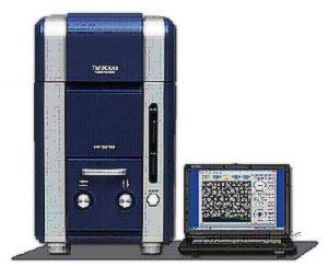 Настольный электронный микроскоп TM-3000